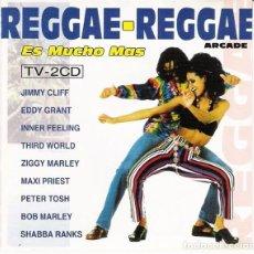 CDs de Música: REGGAE-REGGAE - ES MUCHO MAS (1993) ARCADE MUSIC . Lote 75125035