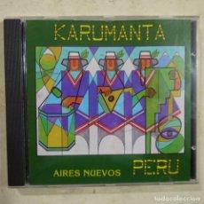 CDs de Música: KARUMANTA - AIRES NUEVOS - CD 1993 . Lote 75158583