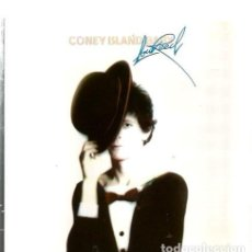 CDs de Música: CD LOU REED : CONEY ISLAND . Lote 75164511