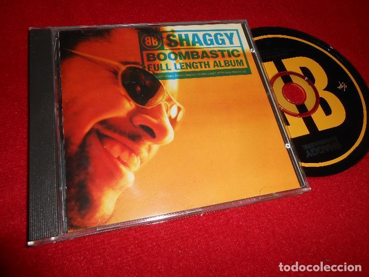 SHAGGY BOOMBASTIC FULL LENGTH ALBUM 1995 CD