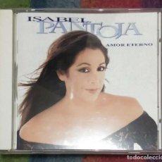 CDs de Música: ISABEL PANTOJA (AMOR ETERNO) CD 1996. Lote 75202347