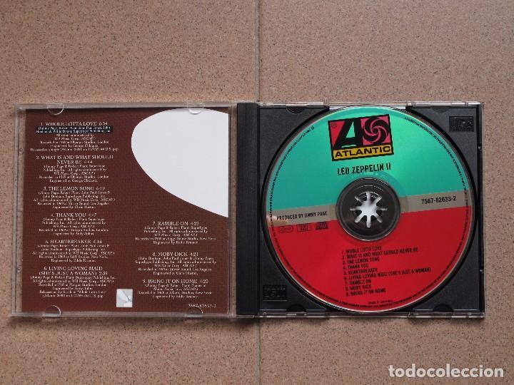 CDs de Música: LED ZEPPELIN - II - CD - Foto 2 - 75218627