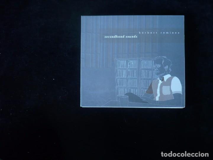 HERBERT REMIXES SECONDHAND SOUNDS, 2 CD'S (Música - CD's Otros Estilos)