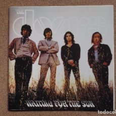 CDs de Música: THE DOORS - WAITING FOR THE SUN (DIGITALLY REMASTERED) - CD. Lote 75288875
