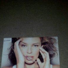 CDs de Música: KILYE MINOGUE CDSINGLE PROMO IN YOUR EYES. Lote 75408281