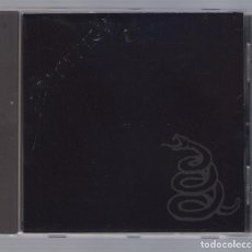 CDs de Música: METALLICA - BLACK ALBUM (CD 1991, VERTIGO 510 022-2). Lote 75408331