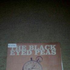 CDs de Música: THE BLACK EYED PEAS CDSINGLE PROMO LET'S GET IT STARTED. Lote 75410189