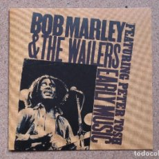 CDs de Música: BOB MARLEY & THE WAILERS - EARLY MUSIC (FEATURING PETER TOSH) - CD. Lote 75469063