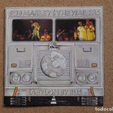 CDs de Música: BOB MARLEY & THE WAILERS - BABYLON BY BUS - CD. Lote 222608006