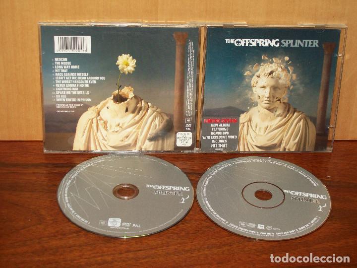 cd the offspring splinter
