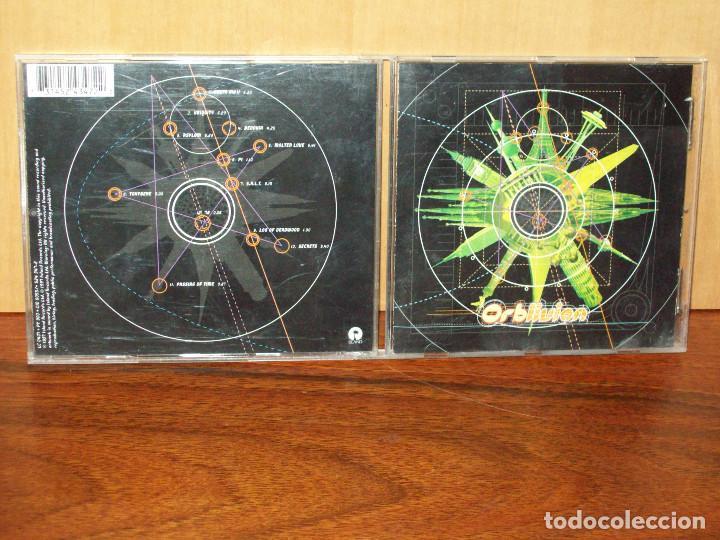 ORB - ORBLIVION - CD (Música - CD's Techno)