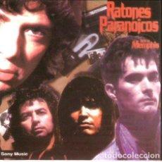 CDs de Música: CD RATONES PARANOICOS : HECHO EN MEMPHIS ( ARGENTINA ROCK ). Lote 75543595