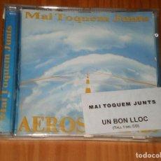 CDs de Música: CD LP AEROSOMNIS MAI TOQUEM JUNTS 8 TRACKS,.CAJA PLASTICO NORMAL. Lote 75545139