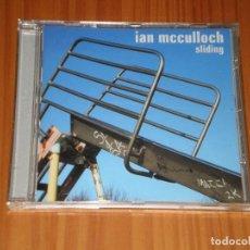 CDs de Música: CD IAN MCCULLOCH SLIDING 3 TRACKS .CAJA PLASTICO NORMAL. Lote 75545615