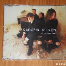 CDs de Música: CD SINGLE PRECINTADO KARD S PIKEN VAIG CAMINANT 2 TRACKS ESTUCHE PLASTICO FINO. Lote 75551099