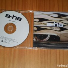 CDs de Música: CD SINGLE PROMOCION A HA FOREVER NOT YOURS ESTUCHE PLASTICO FINO -. Lote 75551791