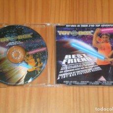 CDs de Música: CD SINGLE TOY BOX BEST FRIEND 5 TRACKS, ESTUCHE PLASTICO FINO. Lote 75554507