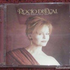 CDs de Música: ROCIO DURCAL (UNA ESTRELLA EN EL CIELO) CD + DVD 2010. Lote 75555967