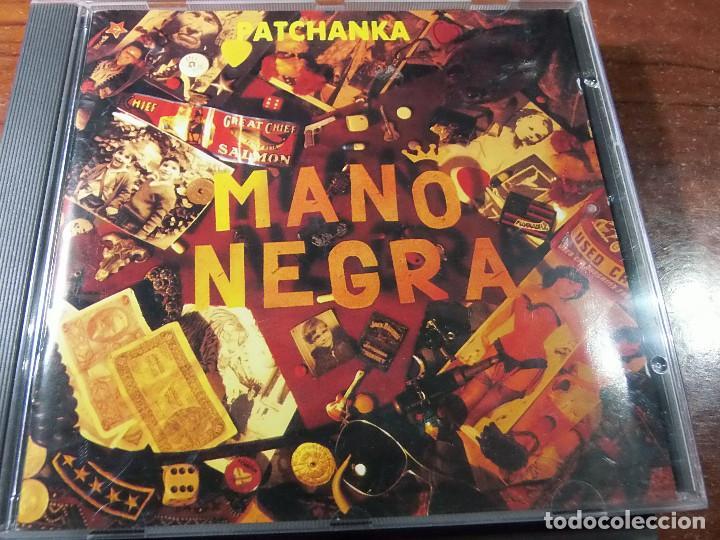 MANO NEGRA PATCHANKA (Música - CD's Rock)