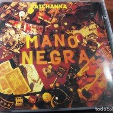 CDs de Música: MANO NEGRA PATCHANKA. Lote 75558643