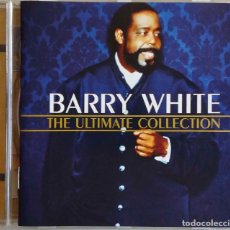 CDs de Música: BARRY WHITE. THE ULTIMATE COLLECTION. CD. Lote 75581283