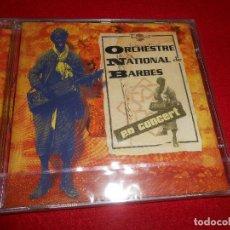 CD de Música: ORCHESTRE NATIONAL DE BARBES EN CONCERT CD 1997 NUEVO . Lote 75587535