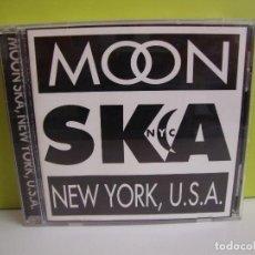CDs de Música: MOON SKA NYC - CD RECOPILATORIO. Lote 75592019