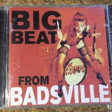 The Cramps , Big Beat from Badsville , CD
