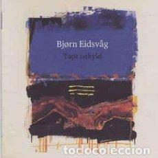 CDs de Música: CD BJORN EIDSVAG - TAPT USKYLD. Lote 75604411