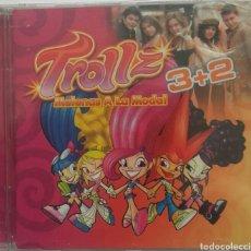 CDs de Música: 3 + 2 TROLLZ MELENAS A LA MODA. Lote 75623245