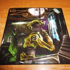 CDs de Música: GZR OHMWORK CD ALBUM PROMO CARTON DEL AÑO 2005 CONTIENE 10 TEMAS HEAVY METAL. Lote 75630787