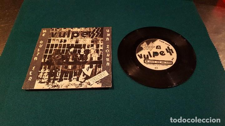 VULPESS SINGLE ME GUSTA SER UNA ZORRA ORIGINAL DE 1983 (Música - CD's Rock)