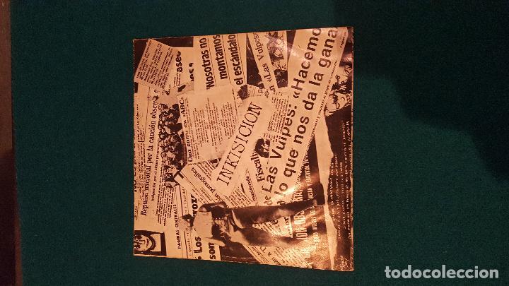 CDs de Música: vulpess single me gusta ser una zorra original de 1983 - Foto 2 - 75647607