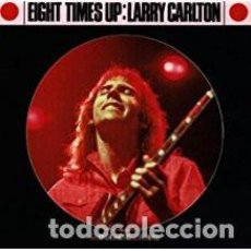 CDs de Música: LARRY CARLTON - EIGHT TIMES UP (CD) WARNER. Lote 75687195