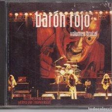 CDs de Música: BARÓN ROJO. VOLUMEN BRUTAL. Lote 75744051