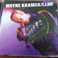 CDs de Música: WAYNE KRAMER / LLMF. Lote 75757715