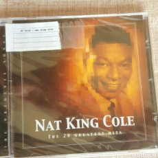 CDs de Música: NAT KING COLE CD SIN ABRIR. Lote 75759703