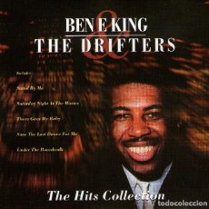 CDs de Música: BEN E. KING & THE DRIFTERS - CD ALBUM - 14 TRACKS - CMC HOME ENTERTAINMENT 1997. Lote 75773263