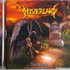 CDs de Música: HIVERLAND. THE RETURN. CD. Lote 75864607