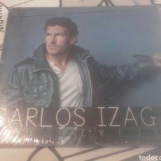 CDs de Música: CARLOS IZAGA-TU PERFIL(ACTUAL CORISTA DE MIGUEL BOSE). Lote 75875161