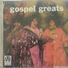 CDs de Música: GOSPEL GREATS 19 TEMAS. Lote 75884958