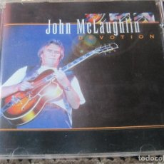 CDs de Música: JOHN MCLAUGHLIN - DEVOTION NEON 2000 . Lote 75886891