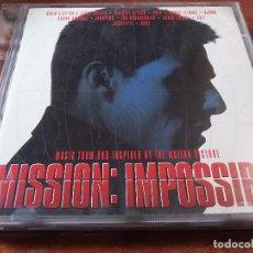 CDs de Música: MISSION IMPOSSIBLE. Lote 75906803