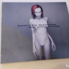 CDs de Música: MARILYN MANSON , OMEGA AND THE MECHANICAL ANIMALS , CD. Lote 75923107