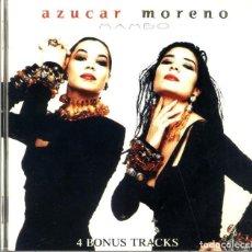 CDs de Música: AZUCAR MORENO MAMBO CD . Lote 126327986