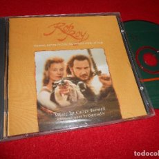 CDs de Música: ROB ROY CARTER BURWELL BSO OST CD 1995. Lote 75976135