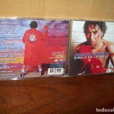 CDs de Música: JOAQUIN SABINA - DIMELO EN LA CALLE - CD. Lote 260838335