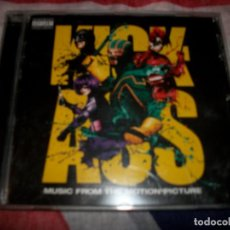 CDs de Música: KICK ASS - MUSIC FROM THE PICTURE. Lote 76016835