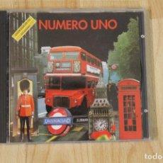 CDs de Música: CD NUMERO UNO BROTHERHOOD OF MAN. Lote 76026799