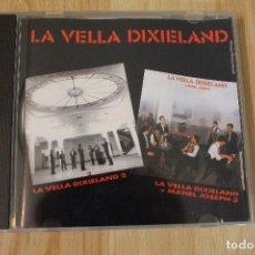CDs de Música: CD LA VELLA DIXIELAND LA VELLA DIXIELAND 2 LA VELLA DIXIELAND + MANEL JOSEPH 3. Lote 76027167